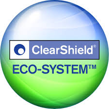 clearshield for glass tables