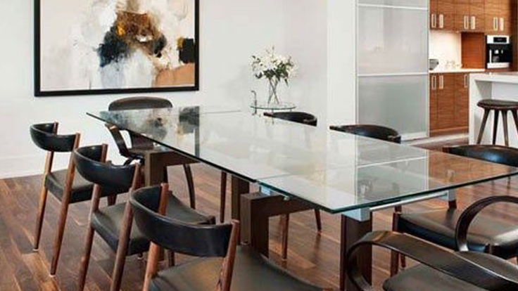 Dining Table Glass - What Thickness Do You Require?